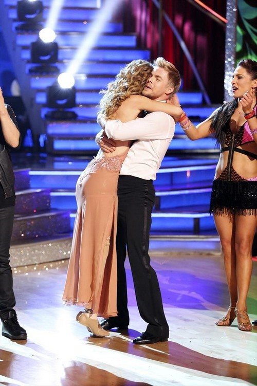 Amy Purdy Dancing With the Stars Argentine Tango Video 5/5/14 #DWTS