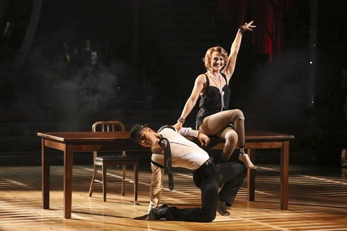 Amy Purdy Dancing With the Stars Freestyle Video 5/19/14 #DWTS #Finale