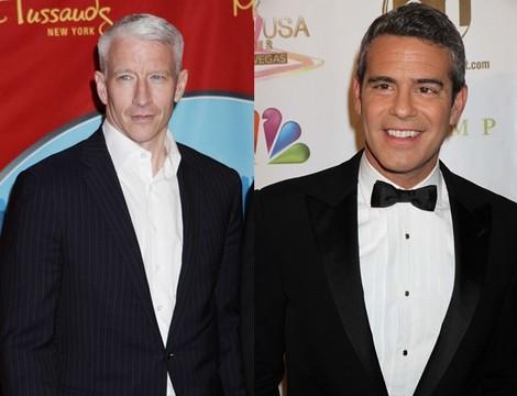 Report: Anderson Cooper's New Boyfriend Andy Cohen