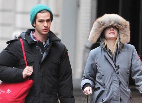 Emma Stone, Andrew Garfield Breaking Up Over Shailene Woodley? 0304