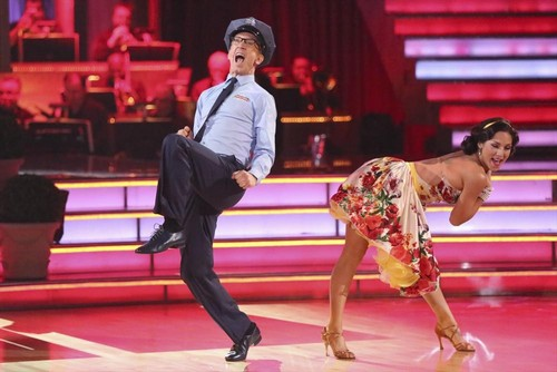 Andy Dick Dancing With the Stars Rumba Video 4/29/13
