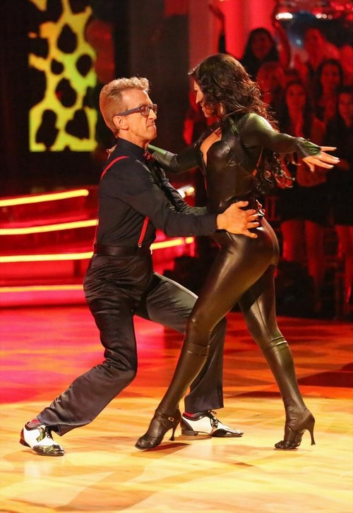 Andy Dick Dancing With the Stars Viennese Waltz Video 4/8/13