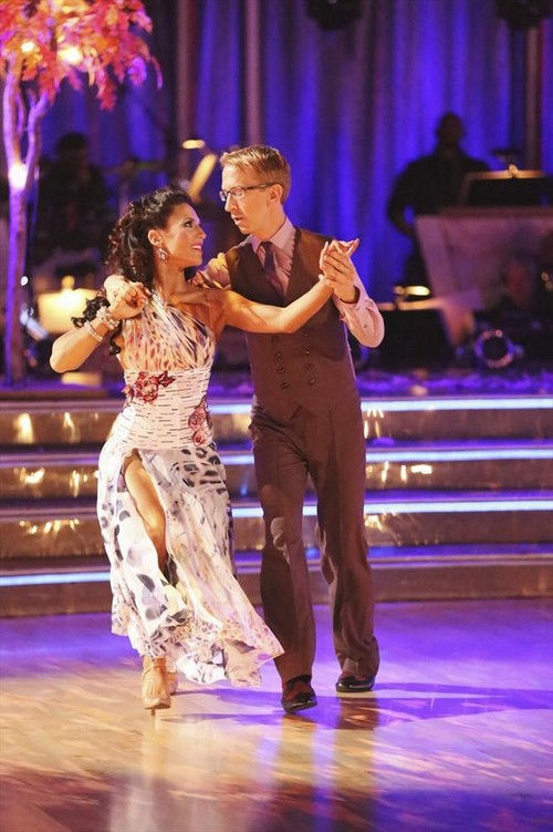 SHARNA BURGESS, ANDY DICK