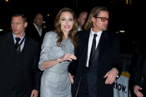 Brad Pitt, Angelina Jolie Adopting New Child From China, Report 0203