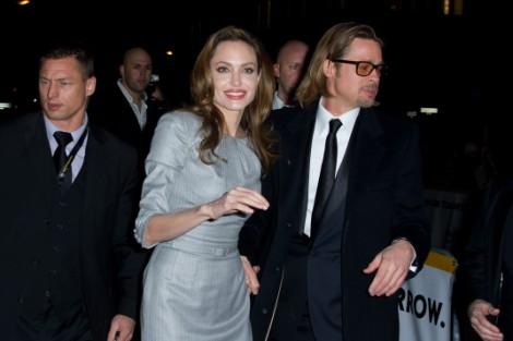Brad Pitt, Angelina Jolie Adopting New Child From China, Report 0203