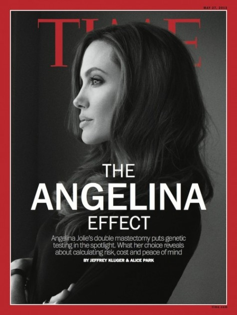 Angelina Jolie Covers Time Magazine: Is Jennifer Aniston Jealous and Bitter As Usual?