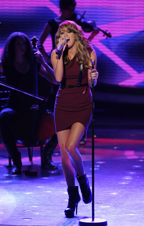 """Angie Miller American Idol """"I'll Stand By You"""" Video 4/17/13"""