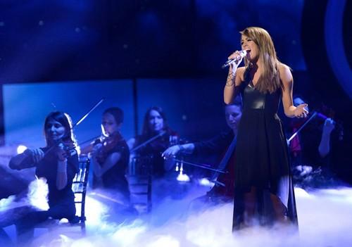 "Angie Miller American Idol 2013 ""Diamonds"" Video 5/1/13"