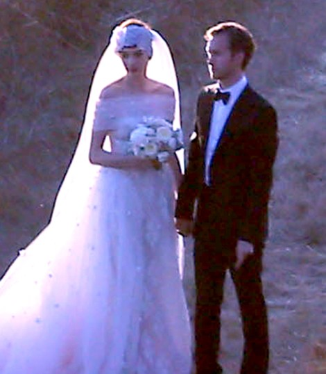 Why Anne Hathaway's Stealing More Than Natalie Portman's Wedding 0930
