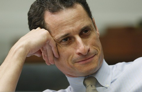 VIDEO: Anthony Weiner Scolded and Ridiculed Publicy By Former School Teacher - Watch Him Squirm!