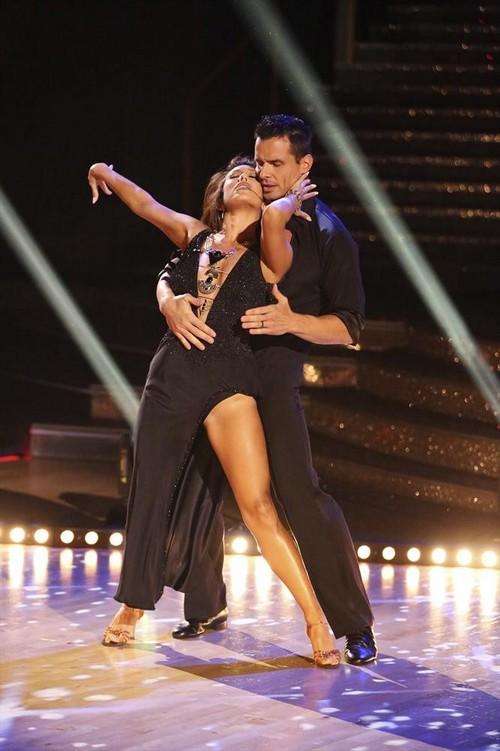 Antonio Sabato JR. & Cheryl Burke Dancing With the Stars Foxtrot Video Season 19 Week 3 9/29/14 #DWTS