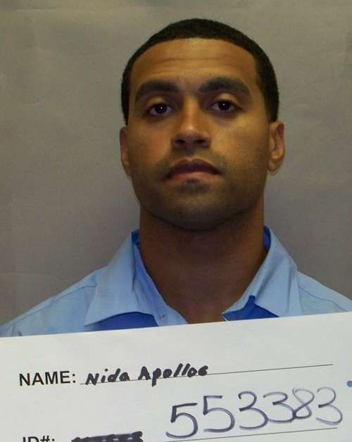 Phaedra Parks' Husband Apollo Nida Arrested on Multiple Fraud Charges: Going To Prison For Sure