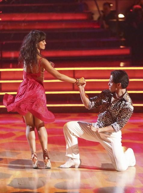 Apolo Anton Ono Dancing With the Stars All-Stars Viennese Waltz Performance Video 10/29/12