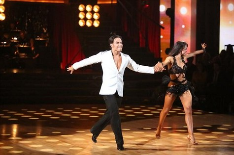 Apolo Anton Ohno Dancing With the Stars All-Stars Tango Performance Video 11/12/12