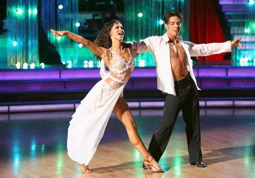Apolo Anton Ohno Eliminated From Dancing With The Stars All-Stars 11/20/12 (Video)
