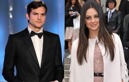 Celebrity Couple Alert: Ashton Kutcher and Mila Kunis Are Dating!