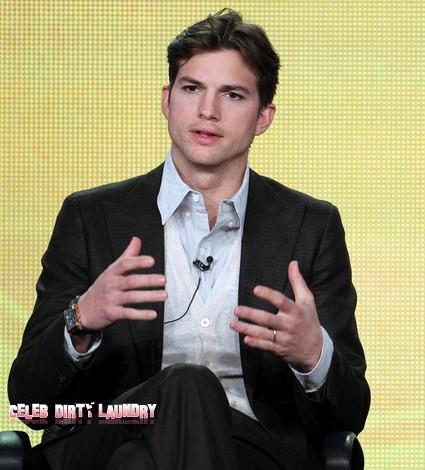 Ashton Kutcher Speaks Out On Demi Moore's Hospitalization