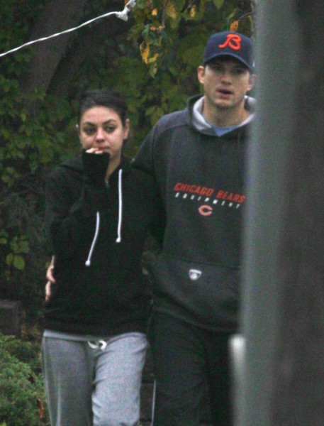 Mila Kunis: Fifty Shades Of Grey Would Be 'Something Fun And Different' 0124