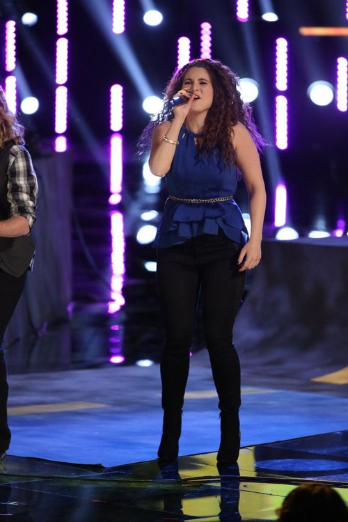 """Audra McLaughlin The Voice """"You Lie"""" Video 4/28/14 #TheVoice"""