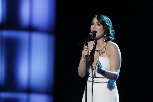 """Audra McLaughlin The Voice """"Forgive"""" Video 5/5/14 #TheVoice"""