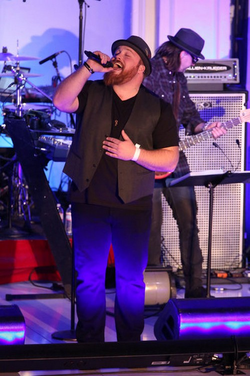 """Austin Jenckes The Voice Top 12 """"It's a Great Day to Be Alive"""" Video 11/11/13 #TheVoice"""