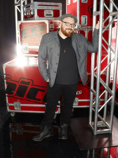 "Austin Jenckes The Voice Top 10 ""Your Love"" Video 11/18/13 #TheVoice"