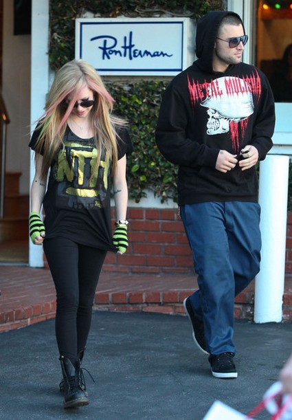 Avril Lavigne And Brody Jenner Did NOT Breakup – And They Took To Twitter To Prove It!