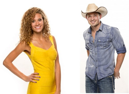 Big Brother 16 Caleb Reynolds Racist and Stalker: Stalks Amber Borzotra - Insane and Obsessed?