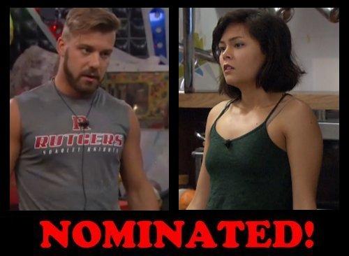 Big Brother 18 Spoilers: Week 6 Nominations Revealed – Bridgette and Paulie on the Chopping Block - Da'Vonne PoV Renom Target