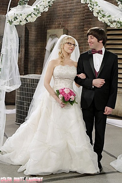 First Look At The Big Bang Theory Wedding (Photo)