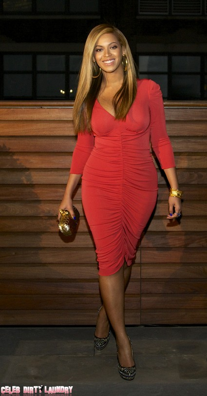 Beyonce's First Appearance Since Becoming A Mom (Photo)