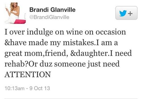 LeAnn Rimes Continues Attack On Brandi Glanville and Friends - Twitter War Escalates
