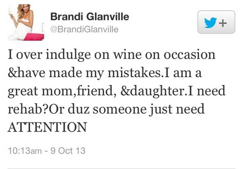 LeAnn Rimes Continues Attack On Brandi Glanville and Friends - Twitter War Escalates