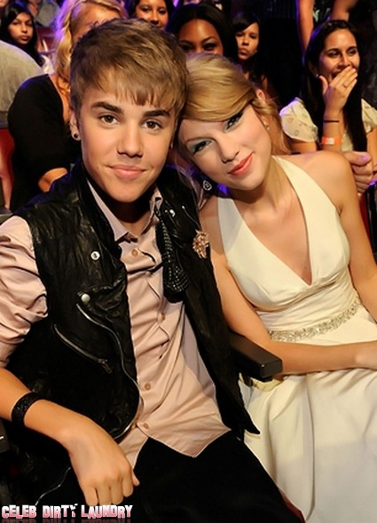 Justin Bieber And Taylor Swift Make Music Together