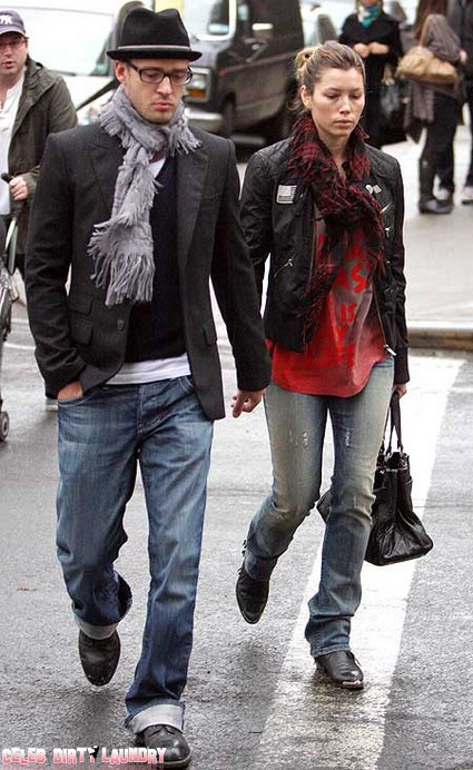 Jessica Biel, Justin Timberlake Fighting Over Prenup