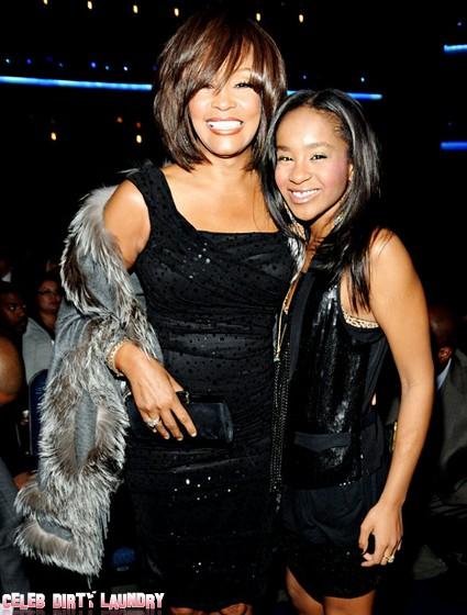 Bobbi Kristina Brown Desperate To Play Mother Whitney Houston On Film