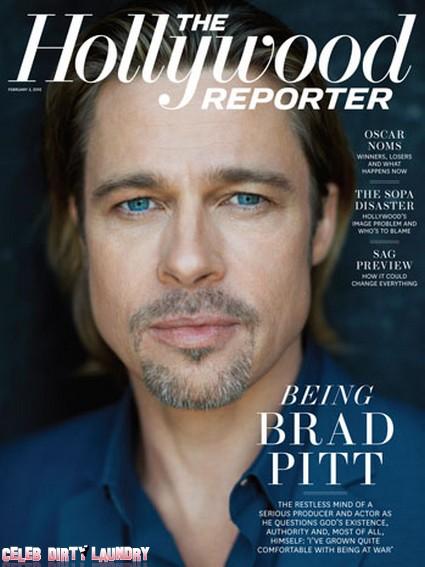Brad Pitt Says Marriage Is On The Agenda
