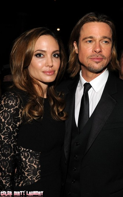 Brad Pitt, Angelina Jolie Censor Their Kids