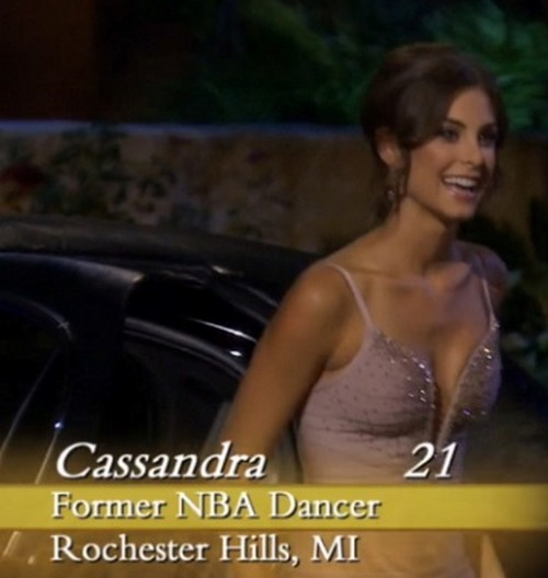 Cassandra Ferguson Bachelor Contestant: Baby Daddy Is Detroit Pistons' Rodney Stuckey - More Famous Than Juan Pablo!