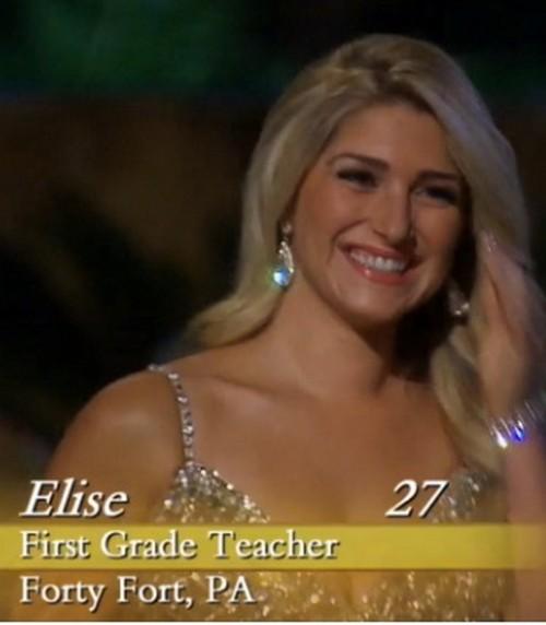 """Elise Mosca Bachelor Contestant: """"Teacher"""" is Really a Porno Video Star - The Bachelor Season 18 Juan Pablo Scandal (PHOTOS)"""