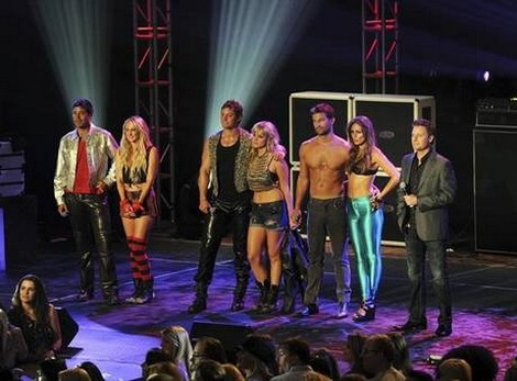 Bachelor Pad Contestants Dry Humping To 'Sister Christian' Enrages Night Ranger