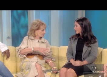 """Barbara Walters Leaves """"The View"""" Too?"""