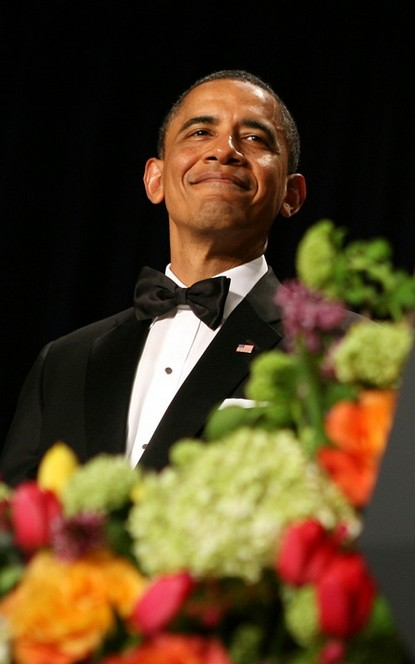 President Obama Roasts Donald Trump At White House Correspondents' Association Gala