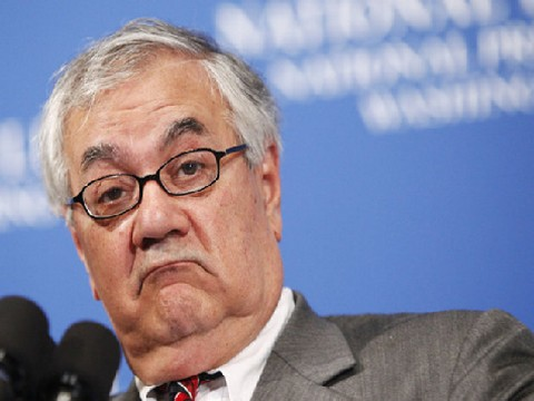 Barney Frank's Comments On Boston Marathon Bombing Insult America and Families Of Victims