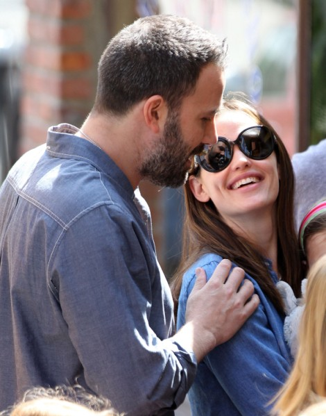 Ben Affleck, Jennifer Garner Fight To Deny Sham Marriage Reports (Photos) 0324