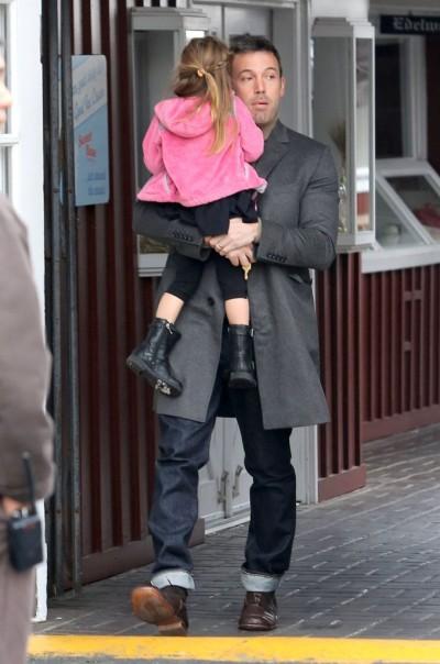 Ben Affleck Can't Stop Talking About Jennifer Lopez, Blames Media For Backlash (Photos) 1116