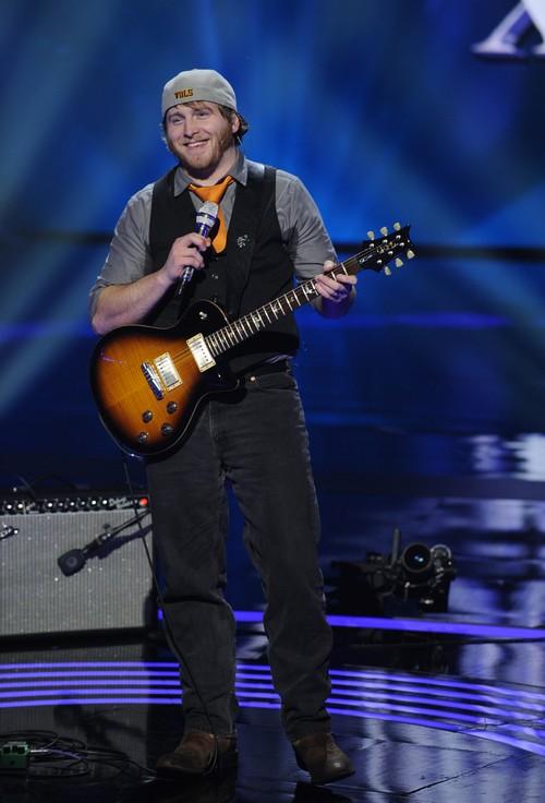 "Ben Briley American Idol ""Folsom Prison Blues"" Video 2/26/14 #IdolTop13"