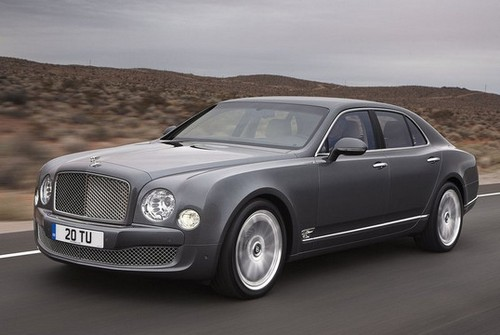 Prince William And Kate Middleton Get New Armored Bentley - Bullet Proof Car To Keep Prince George Safe