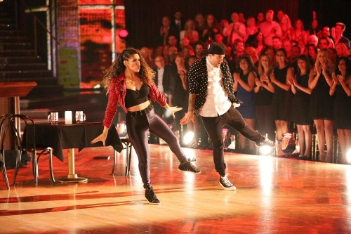 Bethany Mota & Derek Hough Dancing With the Stars Tango Video Season 19 Week 6 10/20/14 #DWTS