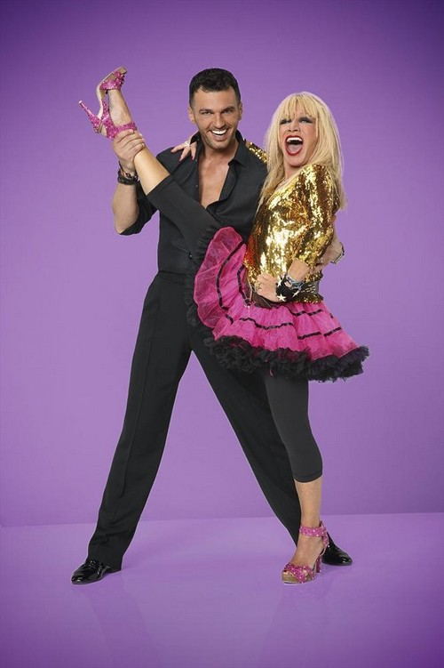 Betsey Johnson Dancing With the Stars Cha Cha Cha Video Season 19 Premiere 9/15/14 #DWTS